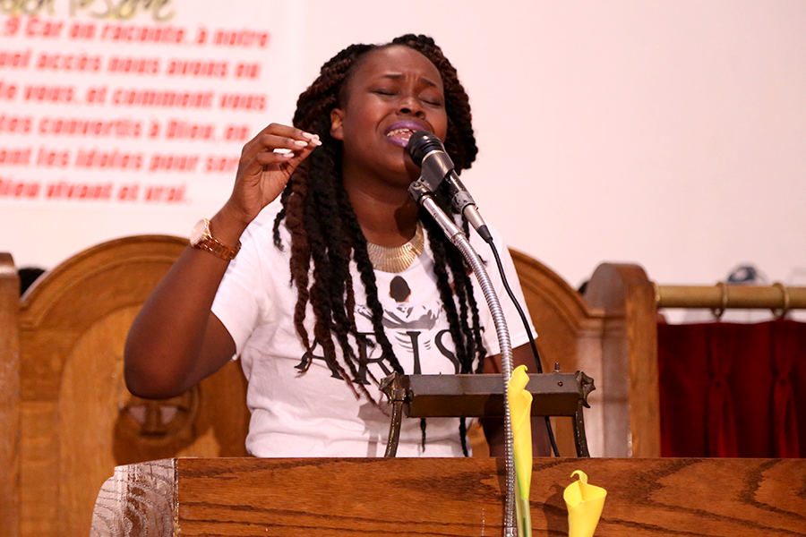Arise 2014 at Trenton Haitian Tabernacle Day 2 Worship Part I