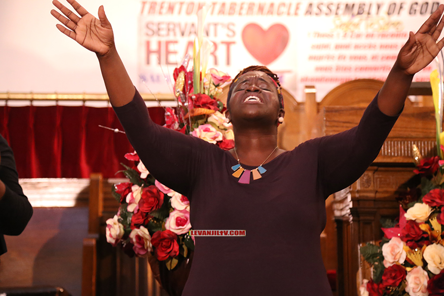 Arise 2014 at Trenton Haitian Tabernacle Day 3 Worship Part I