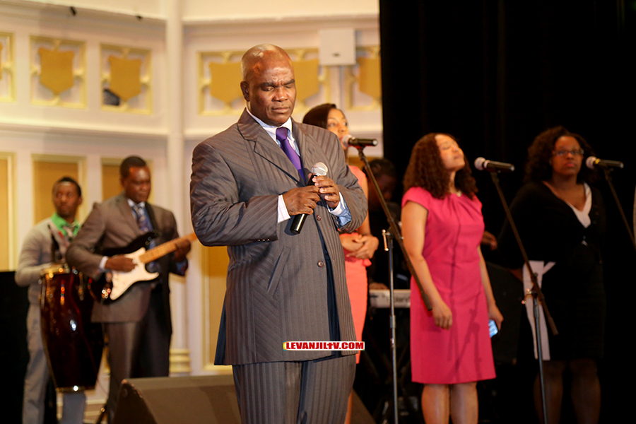 "Claude Aurelien Birthday Concert 2014 ""Hosanna"" Live in Brooklyn NY Video"