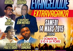 Eglise De Dieu Council Evangelique Concert Samedi 14 Mars 2015 NJ Event