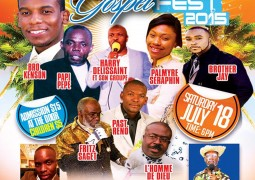 Brother Kenson 8th Annual Gospel Fest in Philadelphia Event