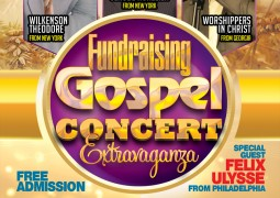 Theophile Fundraising Gospel Concert in Atlanta November 15 2015 Event