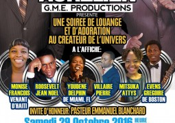 Claude Aurelien Birthday Concert in Brooklyn NY October 29 2016 Event