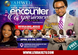 Yahweh International Ministries True Worshipers Encounter 2017 Event