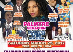 GME 8th Annual Haitian Gospel Fest March 25th 2017 New York Event