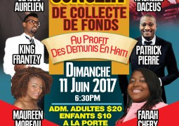 Action Evangelique Concert in Brooklyn NY June 11th 2017 Event