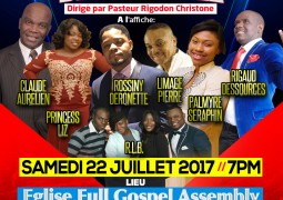 Jeune de Leternel Concert in Brooklyn NY July 22nd 2017 Event