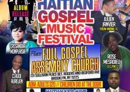 G.M.E. Haitian Gospel Festival 2018 in Brooklyn New York Event